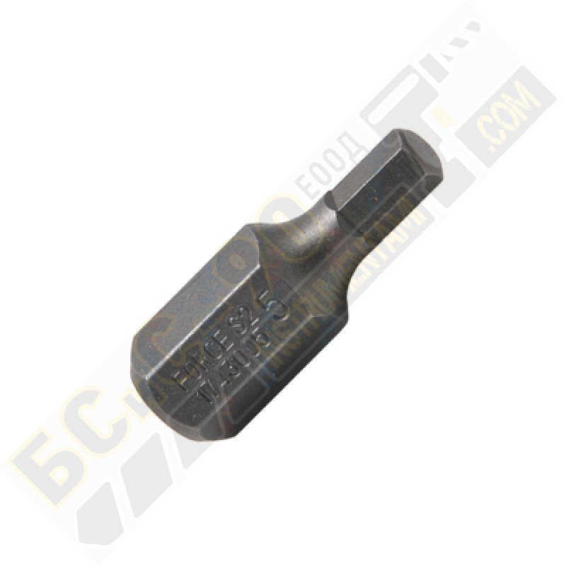 Накрайник S опашка 10мм - L30мм - 1743008