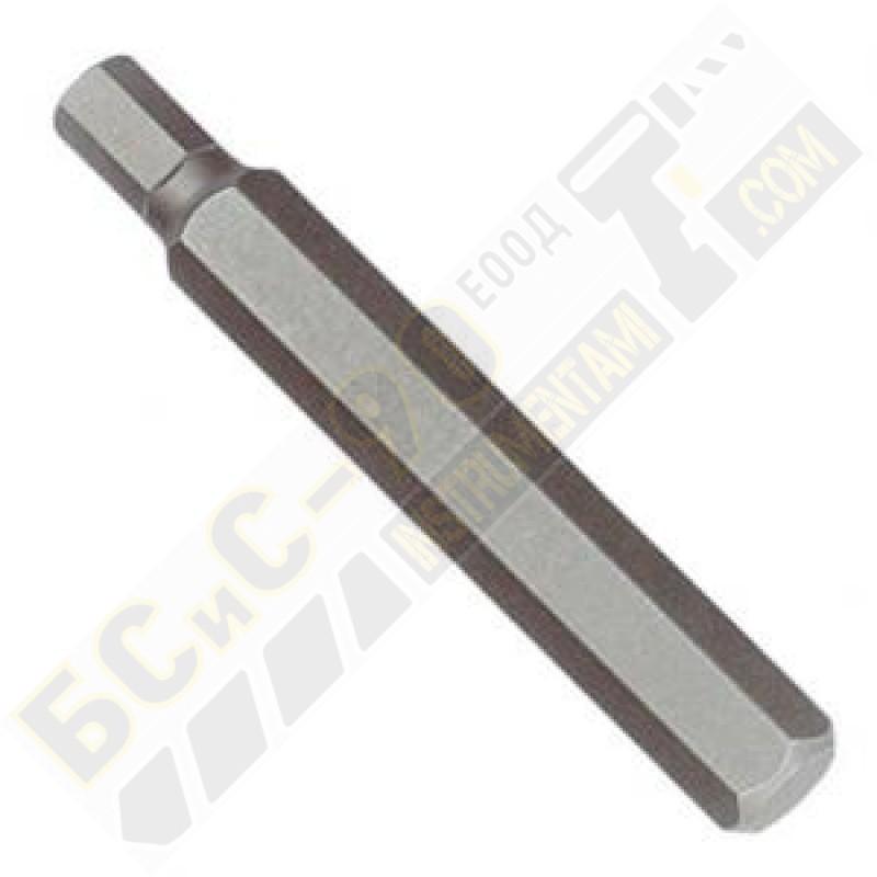 Накрайник S опашка 10мм - L75мм - 1747510