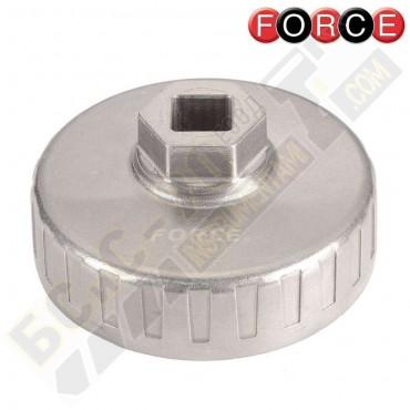 Чашка за маслен филтър 64мм - 14 зъба - 6316514