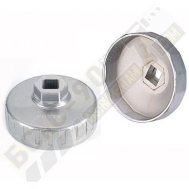 Чашка за маслен филтър 74мм - 14 зъба - 6317414