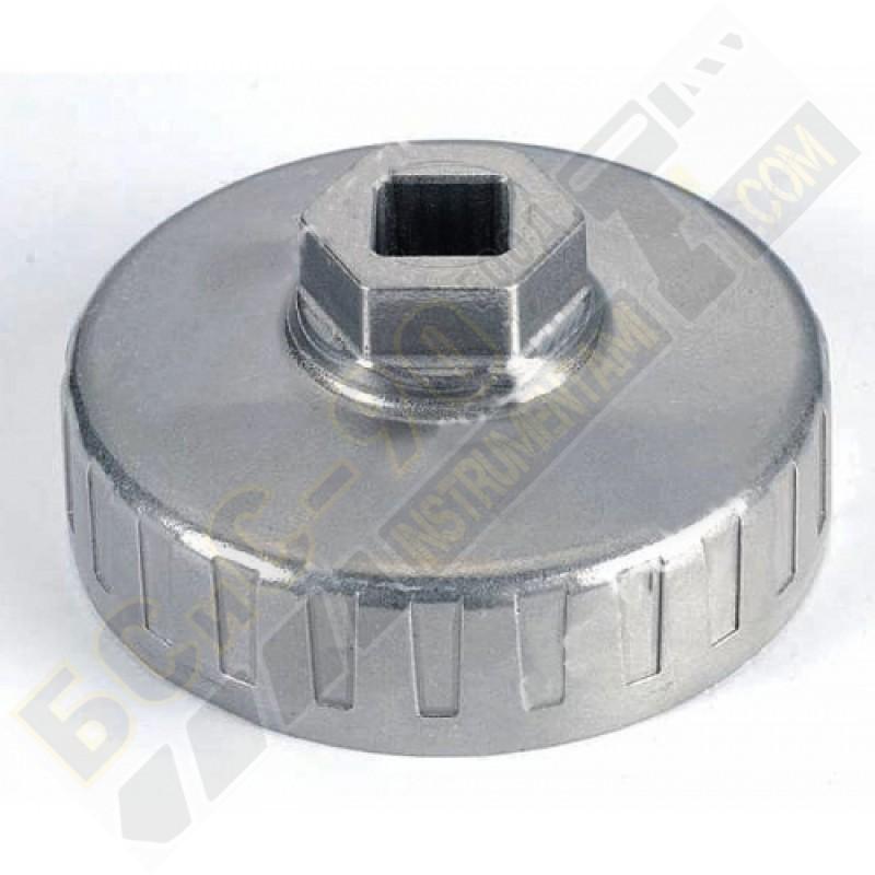 Чашка за маслен филтър 79мм - 15 зъба - 6317915
