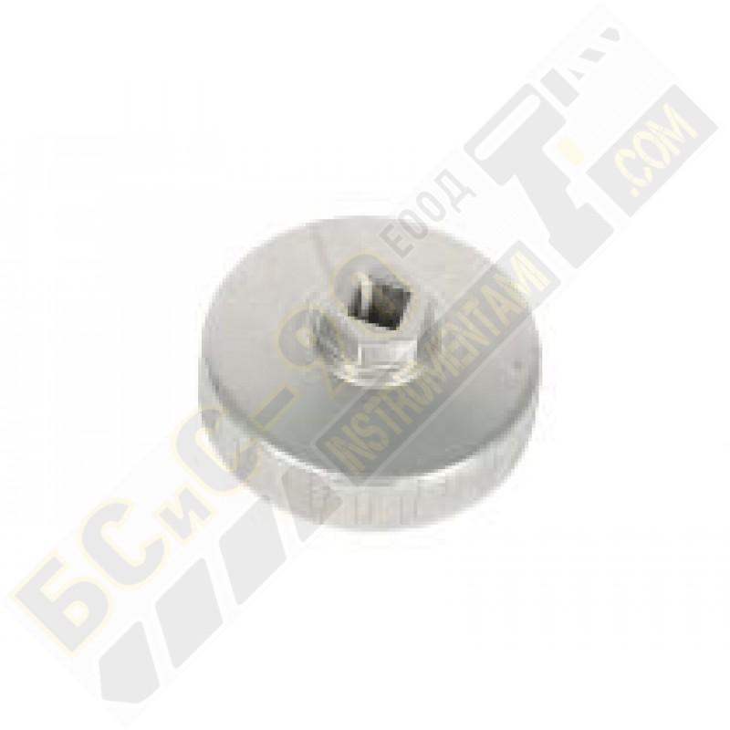 Чашка за маслен филтър 74мм - 8 зъба - 6317408