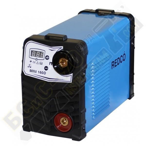 Инверторен електрожен 160A mini