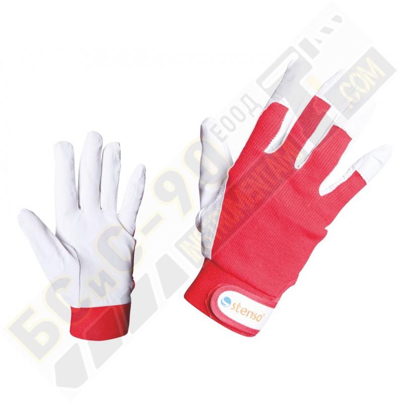 Ръкавици Агнешка кожа
