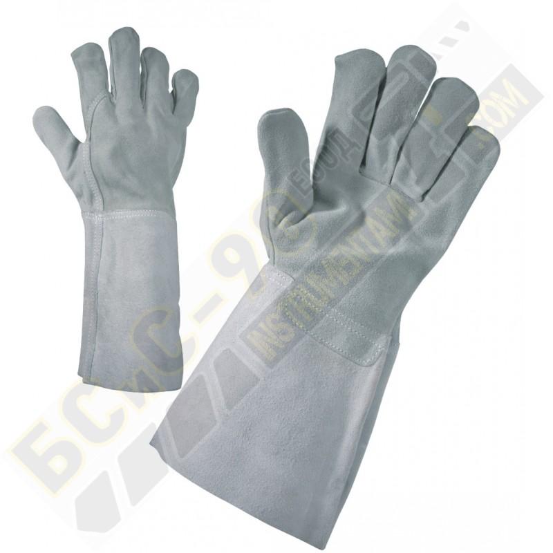 Ръкавици Заваръчни сиви
