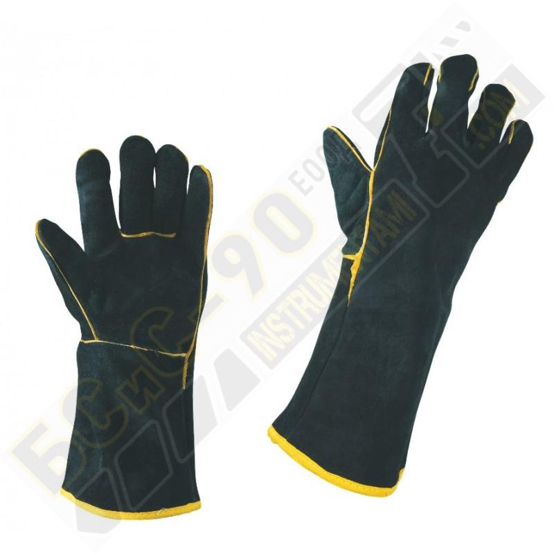 Ръкавици Заваръчни черни
