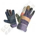 Ръкавици Кожа и Плат