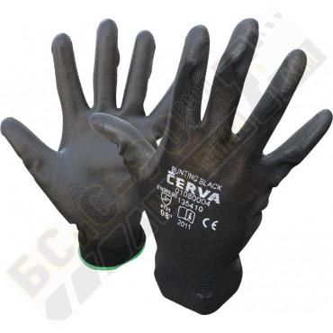 Ръкавици топени в нитрил BUNTING