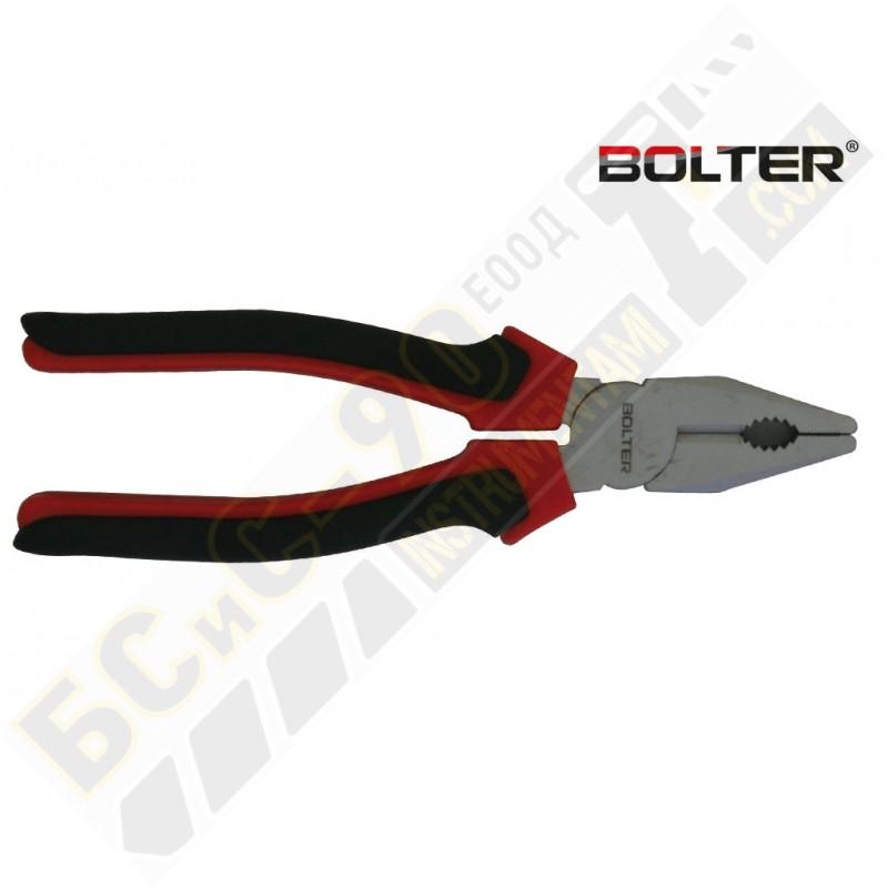 Клеща комбинирана 180мм - Bolter