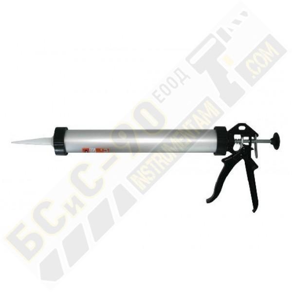 Пистолет за силикон салам алуминиев