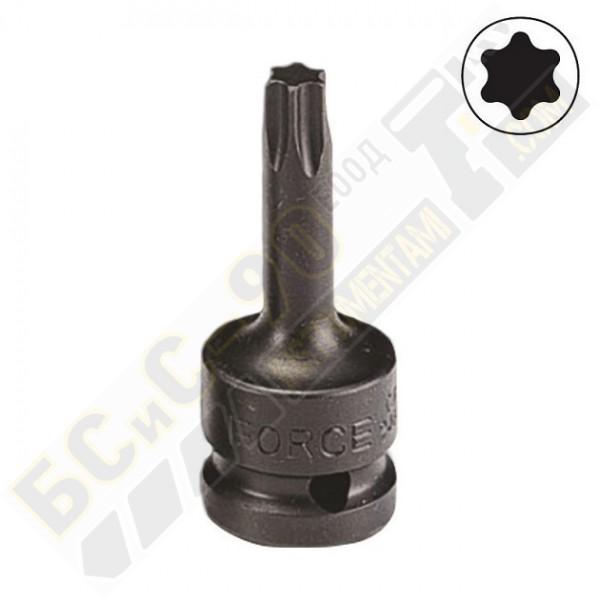 Вложка с накрайник ударна - Т - 1/2 - 246060
