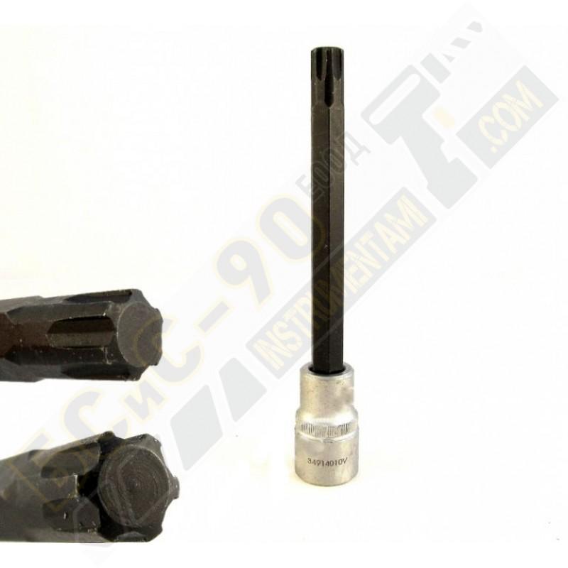 Вложка с накрайник - М 10S - 1/2 - ribe - 34914010v