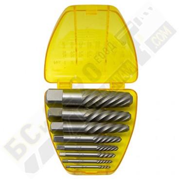 Шпилковадач (екстрактор) комплект 8 бр - Force - 63006