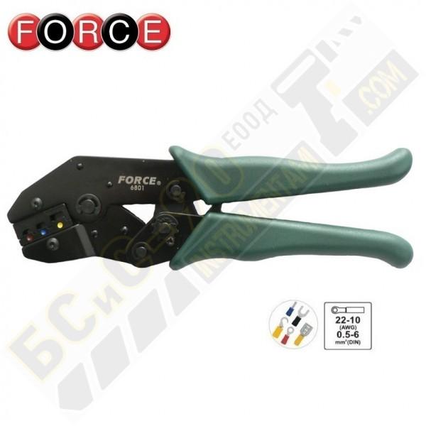 Кербовачни клещи - 6801