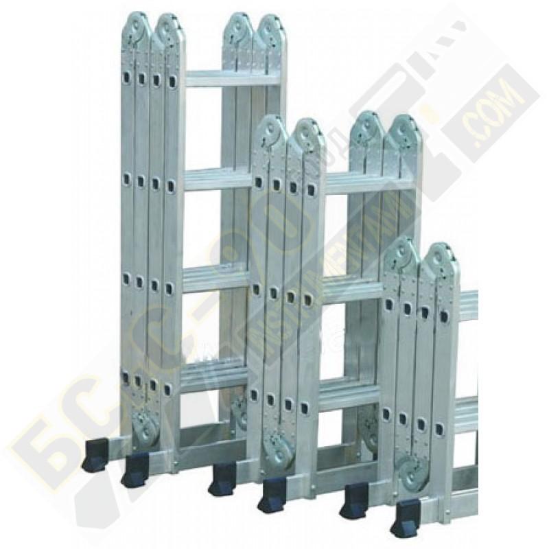 Стълба алуминиева мултифукционална - МН404