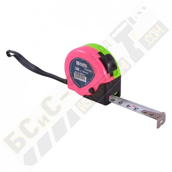 Ролетка 3м - Basic