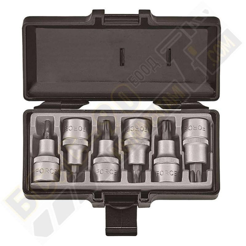 Вложка - 1/2 с накрайник TORX - 6ч - 4062