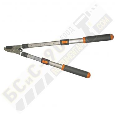 """Ножица за клони с разтегателни дръжки 20-28"""" 510-720 мм - TopGarden - 382910"""
