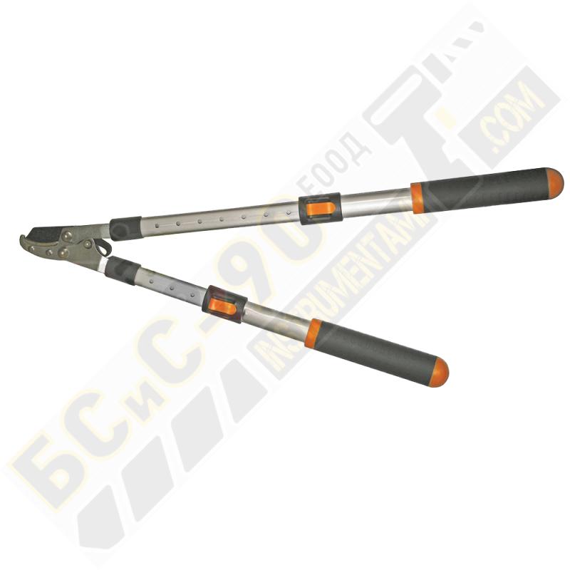 Ножица за клони с разтегателна дръжка 30-38 760-960 мм - TopGarden - 382909