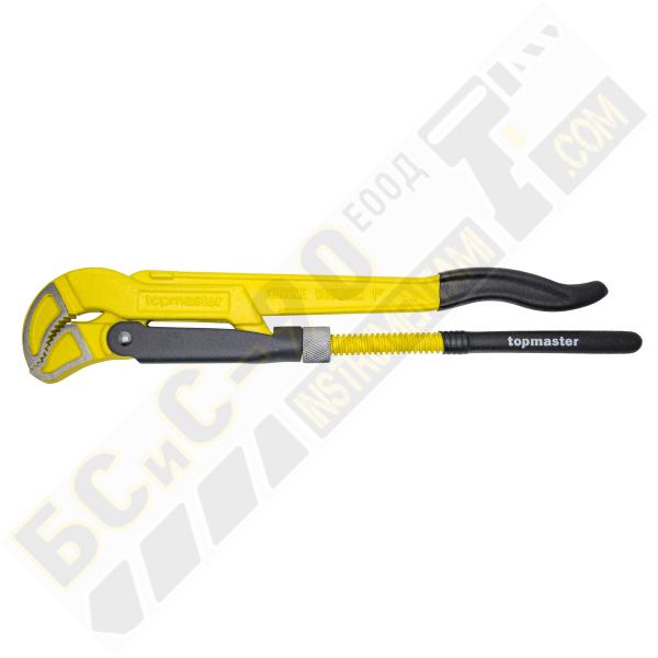 Тръбен ключ двойно рамо S 2'' / 535 мм - Topmaster - 290517