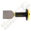 Длето секач лопатка с протектор - Topmaster - 329921