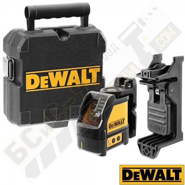 Лазерен нивелир DEWALT - DW088K XJ
