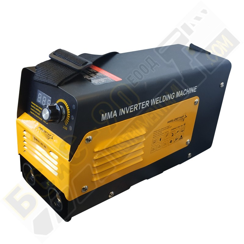 Електрожен weldstar power arc - 200A