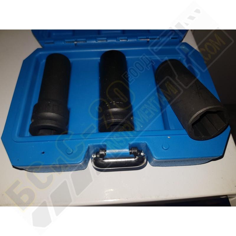 Вложка за развалени гайки - 3 части - 50496