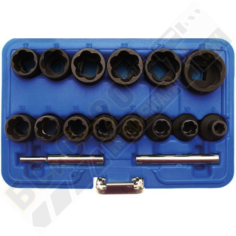 Вложка за развалени гайки - 16 части - 50496В