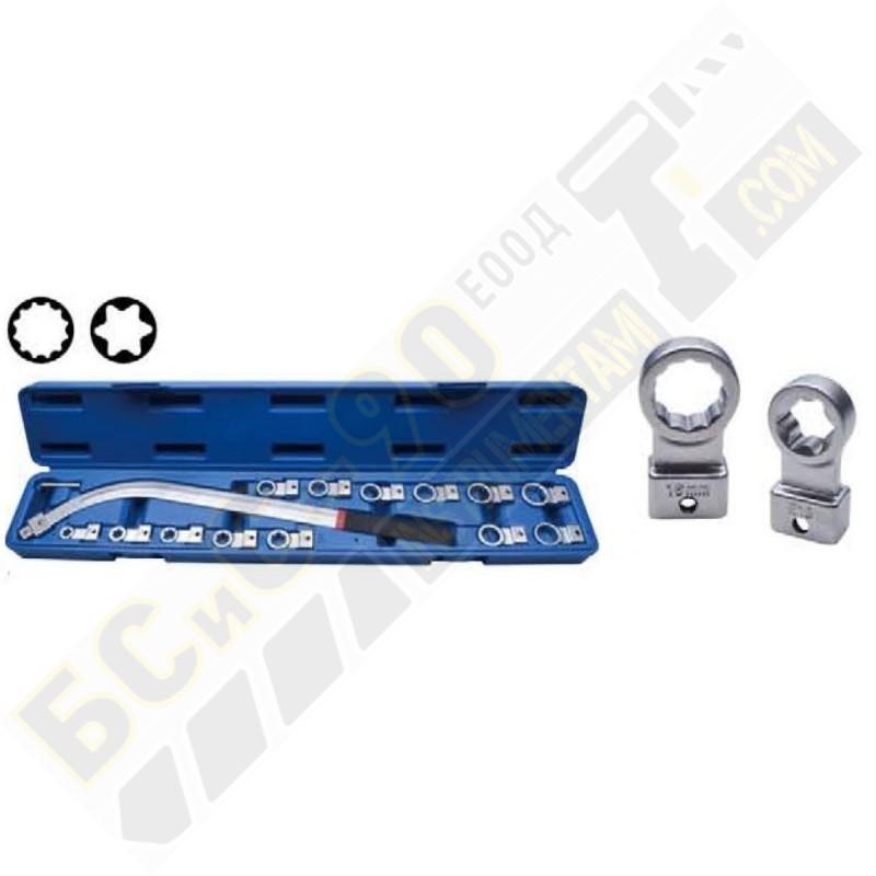 Комплект ключове за отяжна ролка - 50635C