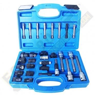 Комплект за алтернатори -(динамо) - 30 части - 50818