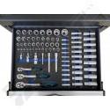 Инструментална количка (шкаф) с 7 отделения (Оборудвана)